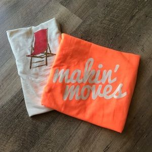Tops - Two BRAND NEW Boutique Tank Tops